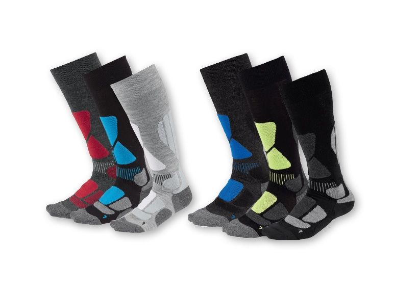 CRIVIT® Ladies  or Men s Ski Socks - Thursday 722ea2397
