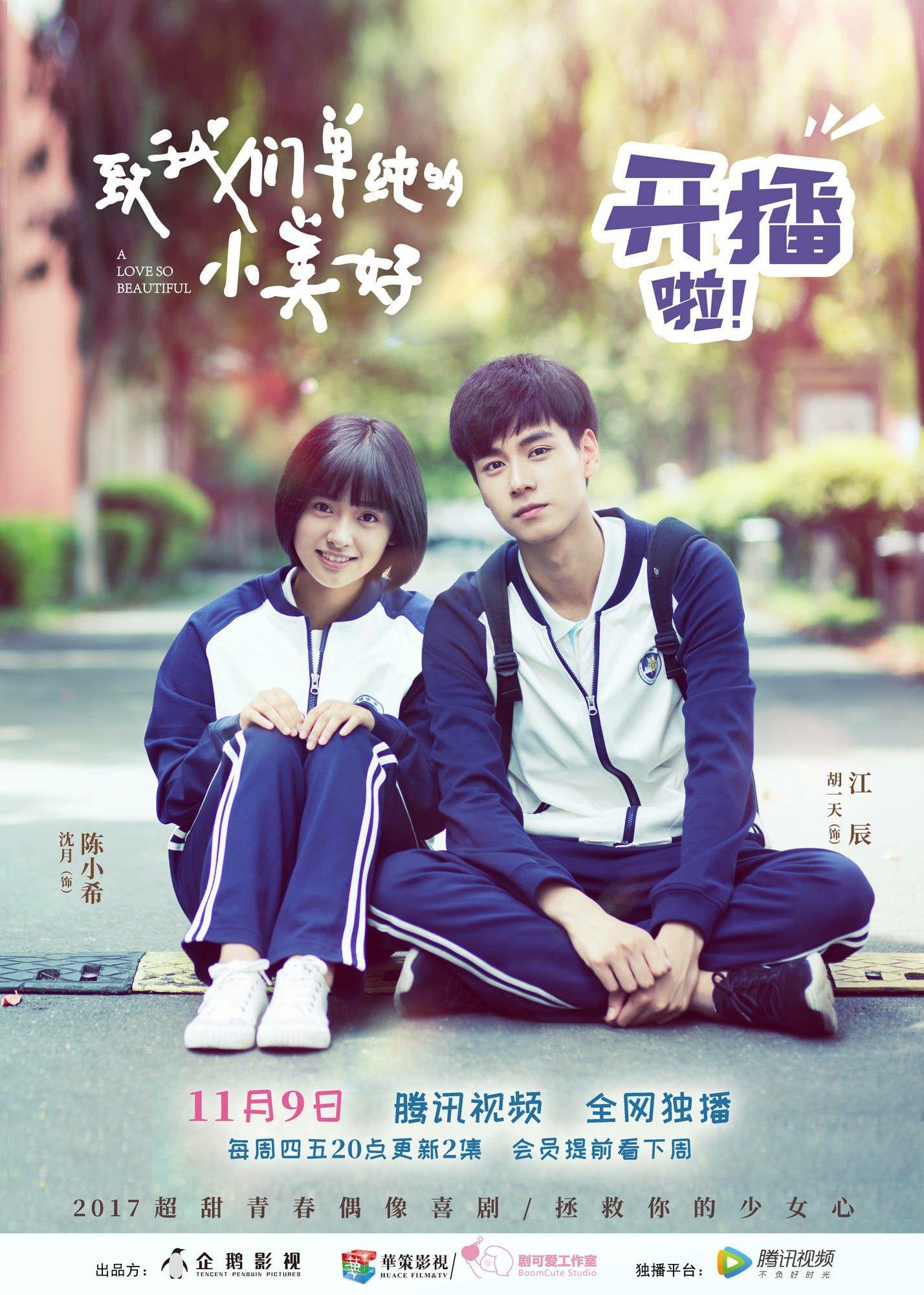 Drama A Love So Beautiful (Chinese 致我们单纯的小美好; pinyin