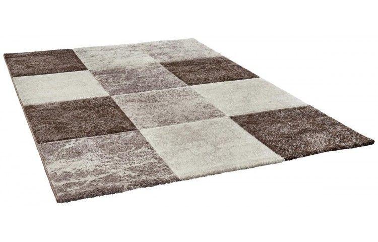 Teppich Panama ca 120 x 170 cm braun bei pocode wohnzimmer - Teppich Wohnzimmer Braun