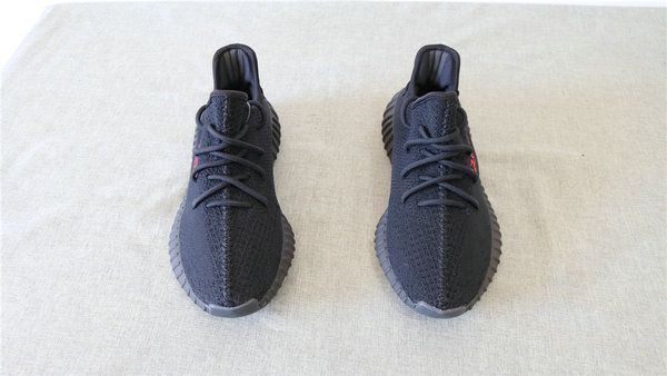 599d60aa2b3 Adidas Yeezy 350 V2 Boost SPLY Core Black Red (Men Women)  CP9652 ...