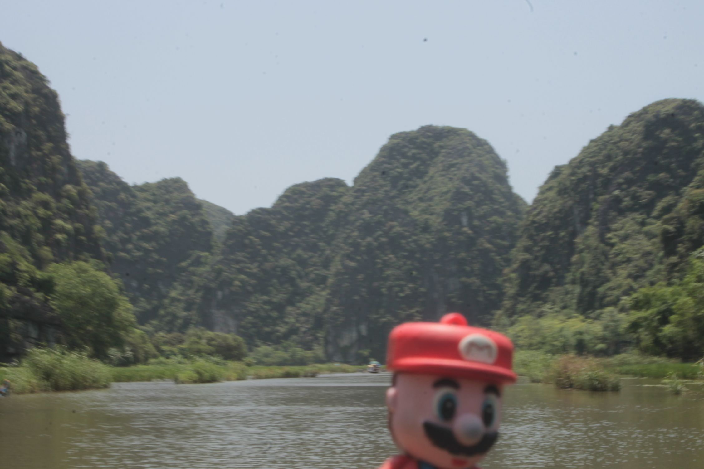 Navegando por Tam Coc