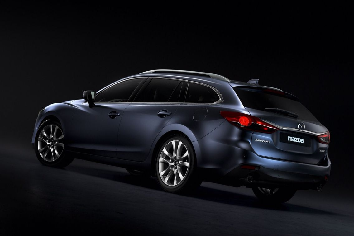 Mazda6 Wagon Coming Fall 2016? Mazda 6 wagon, Mazda 6