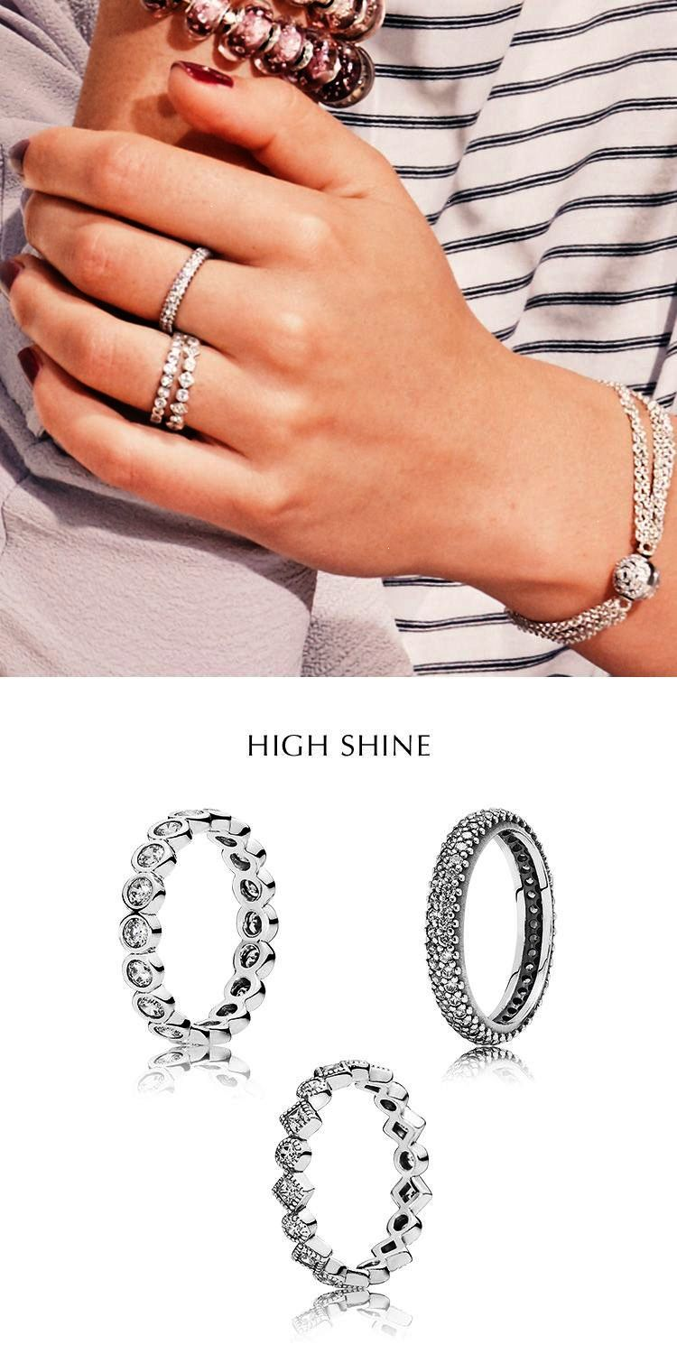 4611494988c ... greece breathtaking rose gold pandora heart stacking ring xxx c46f2  aed8d