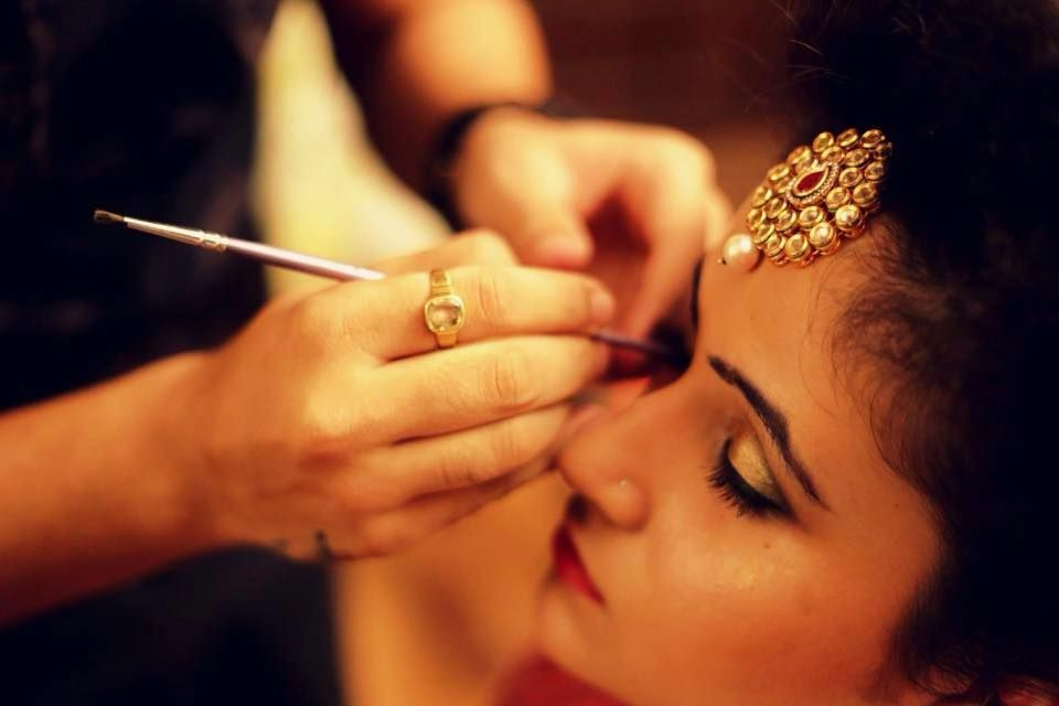 wedding cards in hyderabad general bazar%0A Makeup Artist in Delhi NCR  Hitesh Find out the best wedding makeup artist  in Delhi
