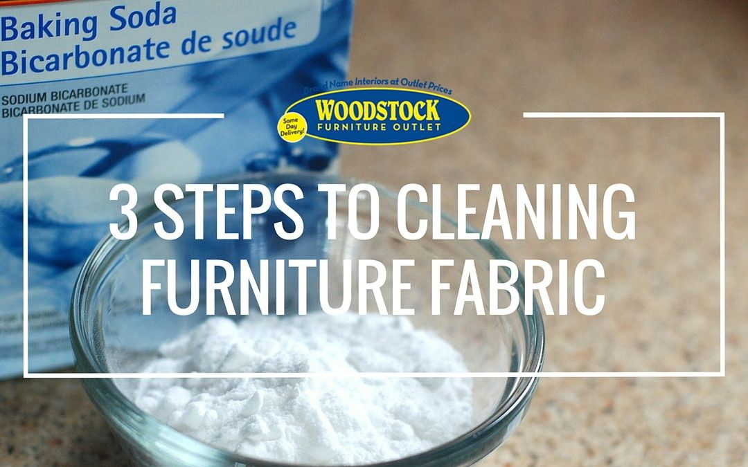 How To Clean Furniture Upholstery Fabric 3 Simple Steps