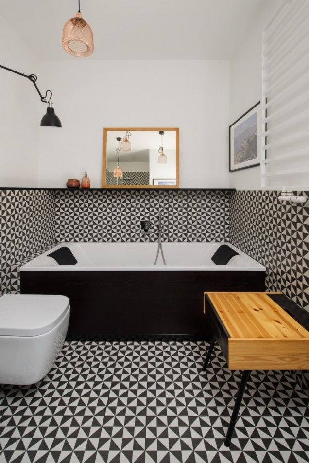 Lazienka Vintage Interior W 2019 Bathroom Bathtub I Home Decor