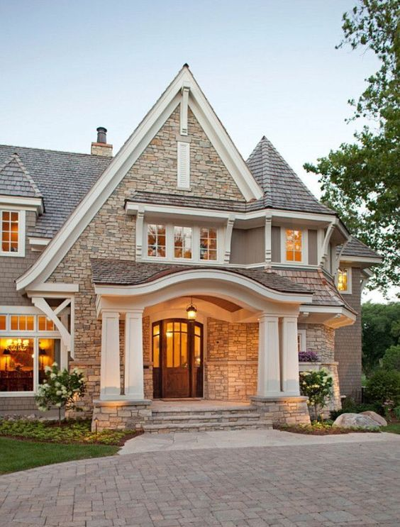 Explore Architectural Ersity With Different House Styles Interior Design  Pinterest Exterior Home And Also Rh