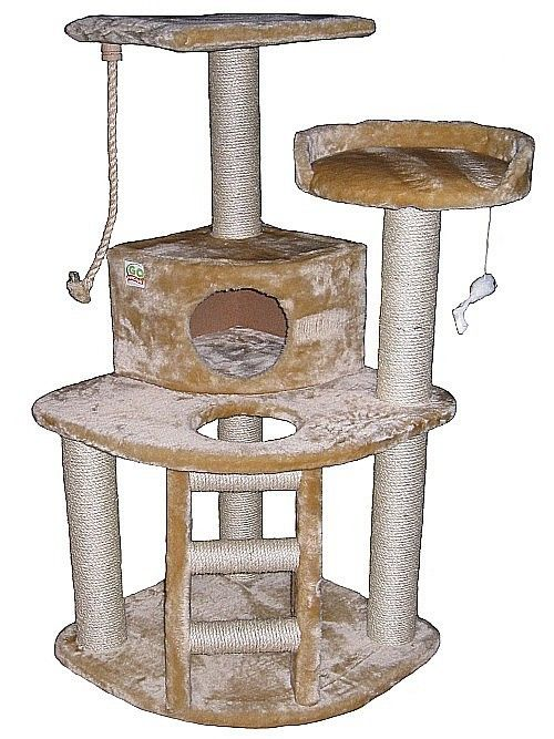 Cat tree house plans free - House interior