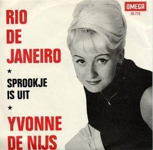 Yvonne de Nijs was a Dutch singer.