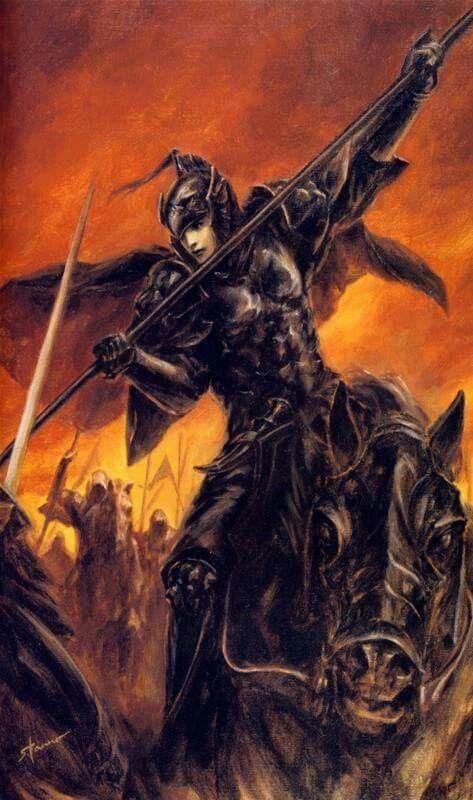 Maeglin And The Fall Of Gondolin Tolkien Elves Tolkien Artwork Tolkien Art
