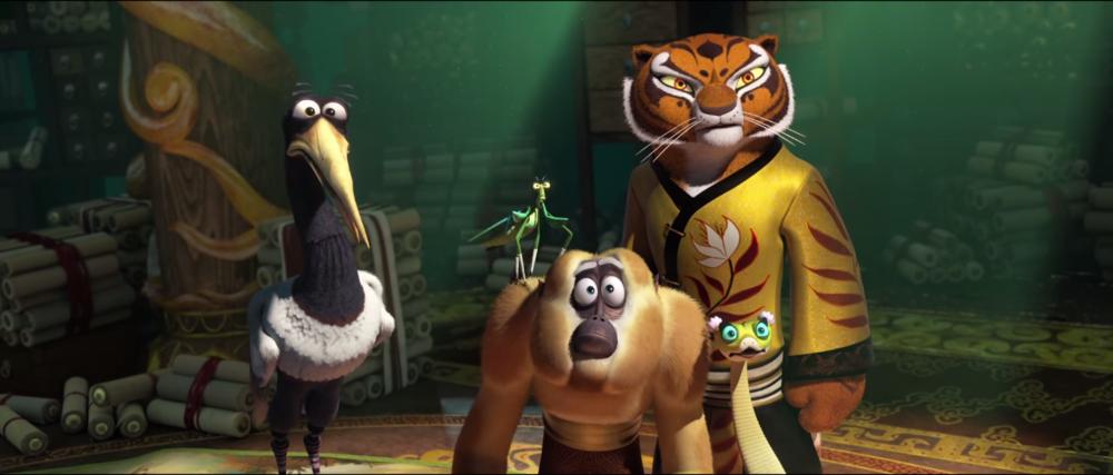 Ticcys DeviantArt Favourites   Kung fu panda, Tigress