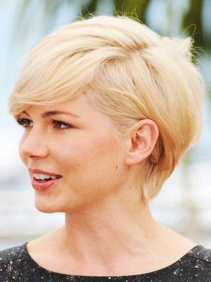 Suitable Short Hairstyles For Round Faces Short Hair Styles For Round Faces Short Hair Trends Short Hair Styles