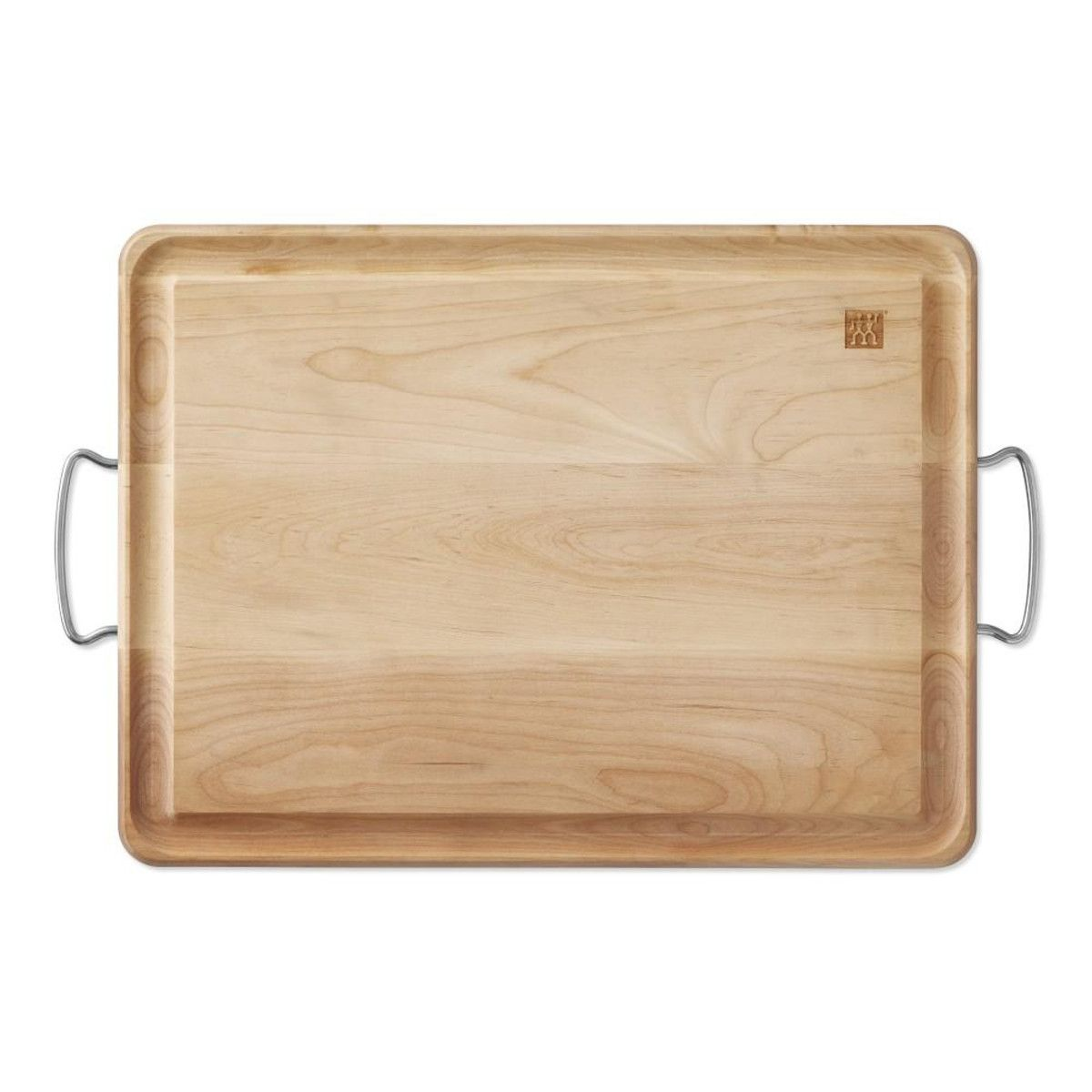 Zwilling JAHenckles Birchwood Carving Board with Handles