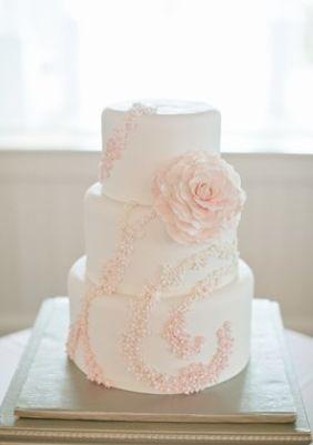 @Nicole Tipton sparkly, nautical, ruffles, Summer, romantic , beach , glamorous , blush, blushing, cake, cakes, food, peachy, pink, sweet, sweets, pastel, wedding, Bald Head Island, North Carolina