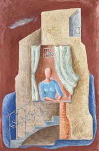 Donna alla finestra, 1933
