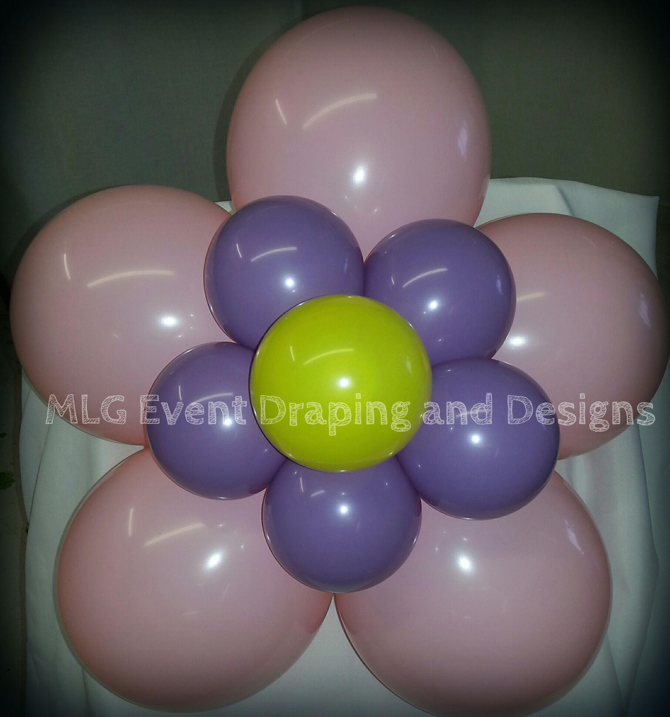Balloon Flower Balloon Flowers Balloon Decorations Balloons
