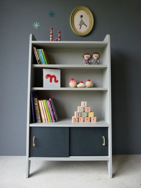 Enfilade 60 39 s atelier charivari meubles vintage en 2019 chambre enfant deco chambre - Deco chambre annee 60 ...