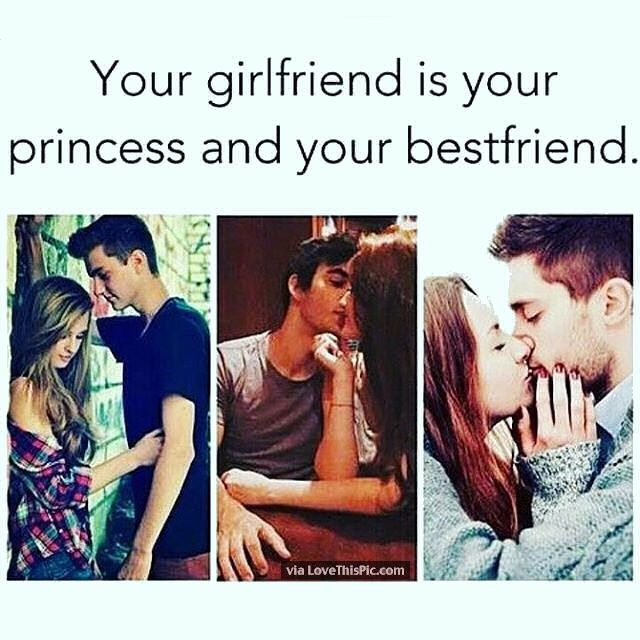 Your Girlfriend Is Your Princess And Your Best Friend Relationship Goals Cute Relationship Goals Relationship Goals Pictures