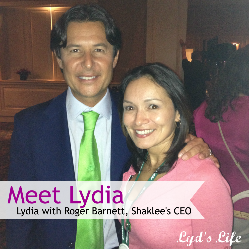 Meet Lydia