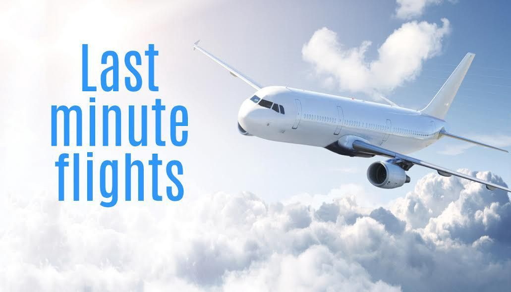 Cheap Last Minute Flights >> Best Ways For Booking Last Minute Flight Without Troubling