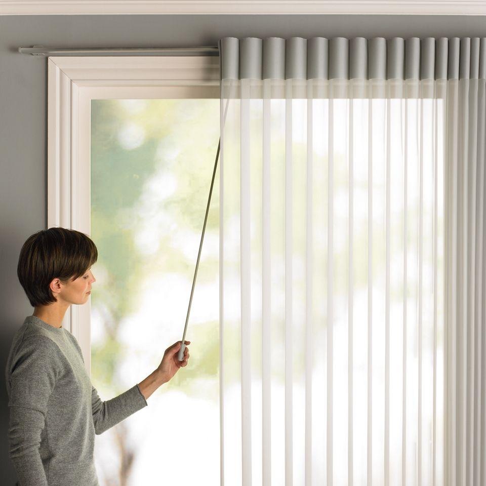 Sheer Vertical Blinds For Patio Doors Sliding Glass Door Window