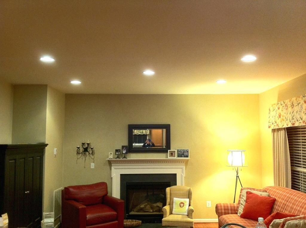 Choose Living Room Ceiling Lighting Recessed Lighting Living