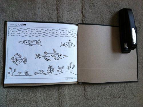 Homemade Coloring Books… Coloring Books, Diy Coloring Books, Diy Book