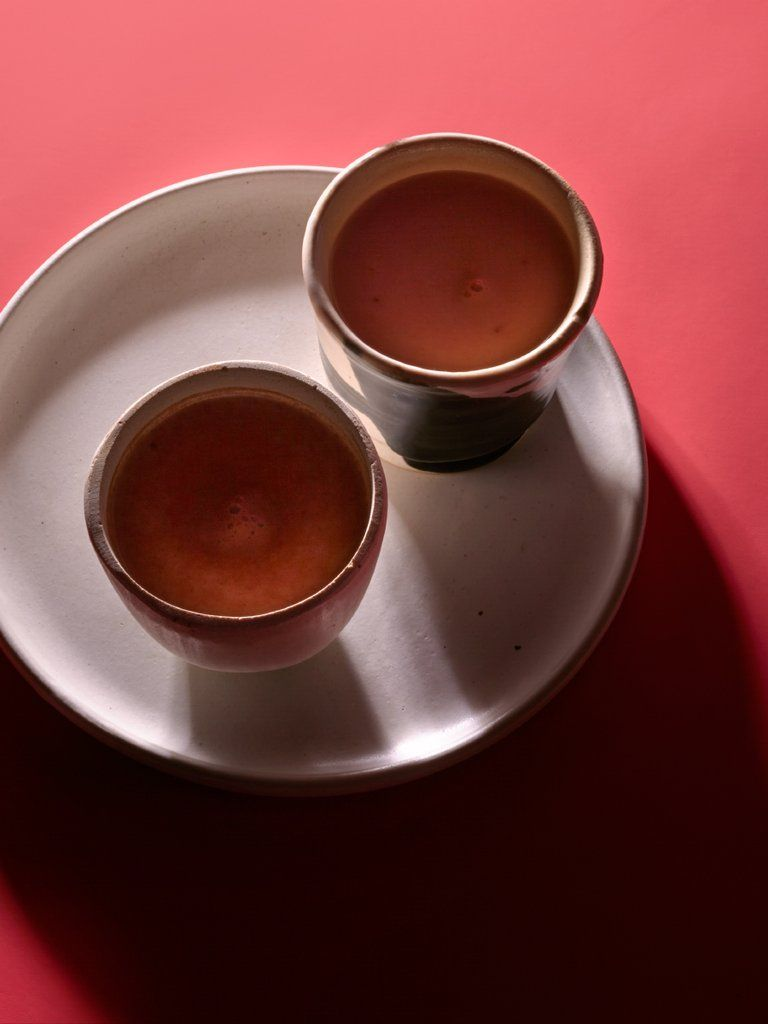 The Genmaicha Latte Genmaicha Coffee Alternative Latte Recipe