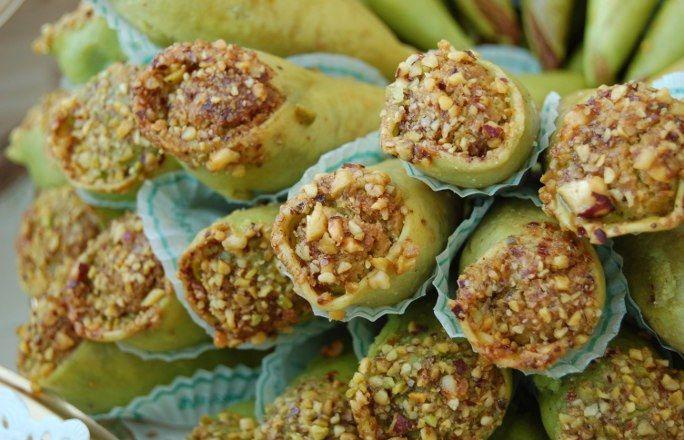 25 pâtisseries orientales auxquelles il est impossible de résister