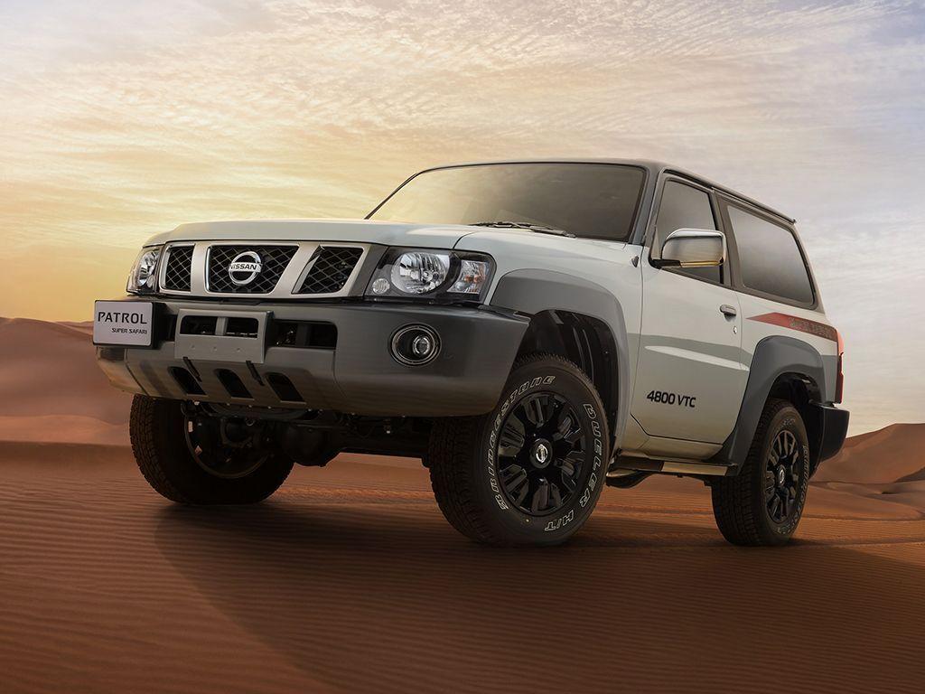 Nissan patrol safari 2020