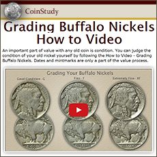 How to Grade Buffalo Nickels