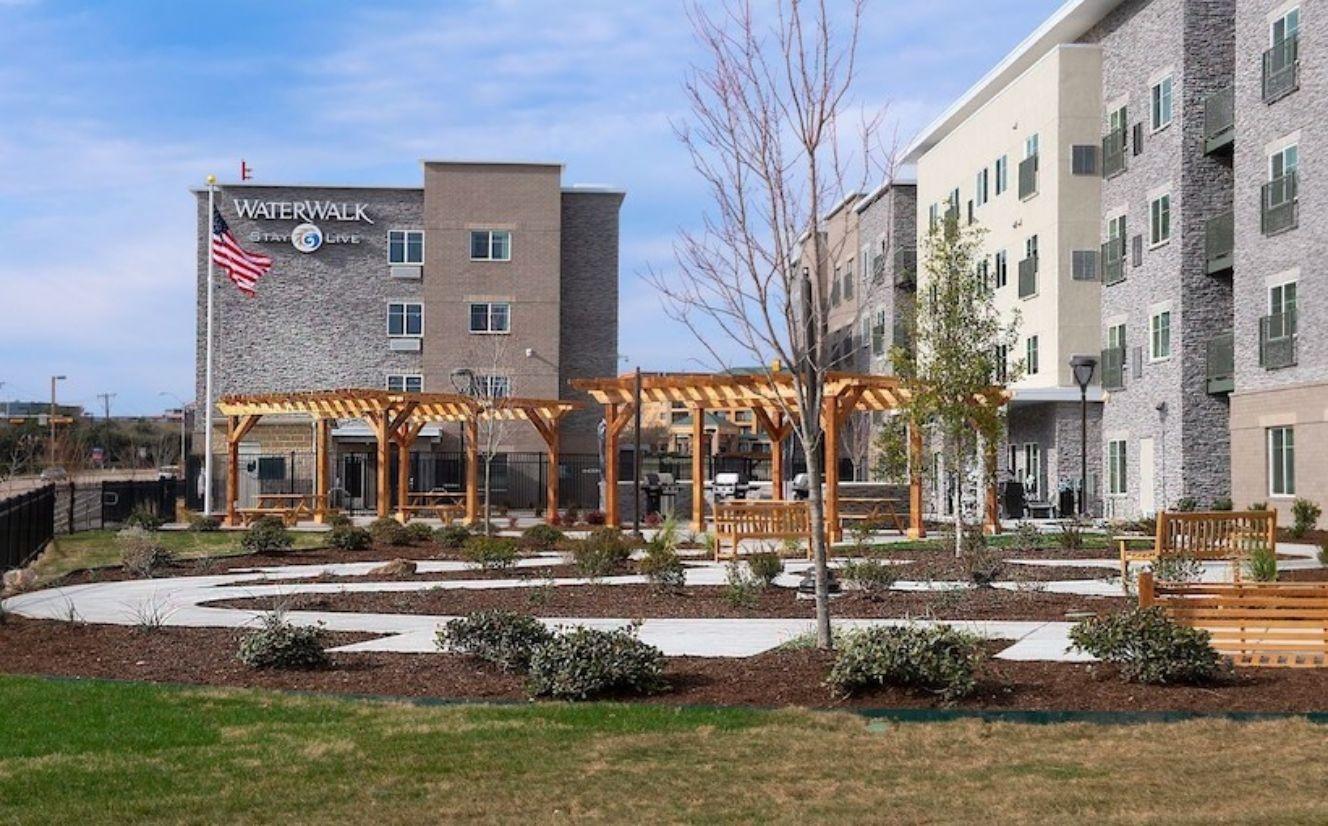 Oakwood, WaterWalk Form Hospitality Brand Partnership