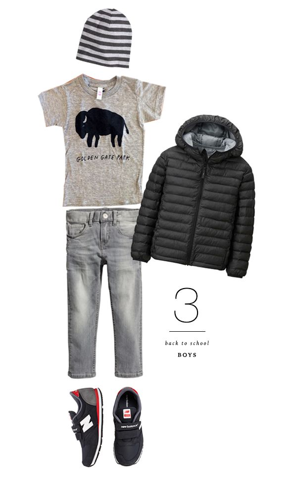 cute clothes for boys (including tips on which brands & shoes last the  longest) - from Jordan Ferney, mom of 2 boys - Back to School Shopping for  Boys