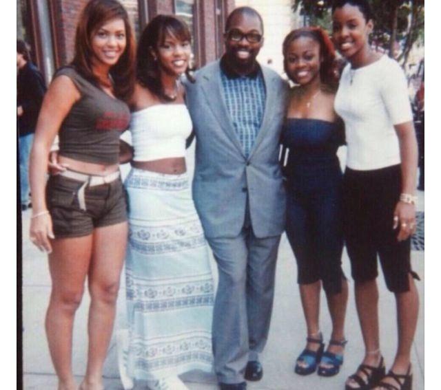 Destiny's Child at 17.