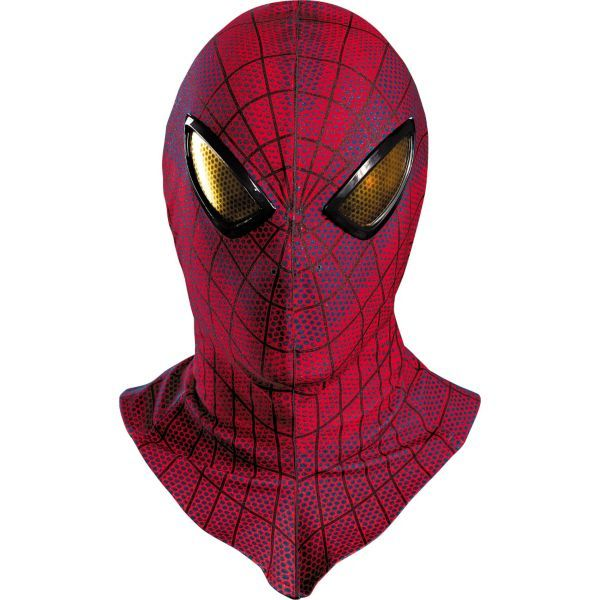 Marvel Superhero Spiderman Full Face Mask Halloween Costume Accessory