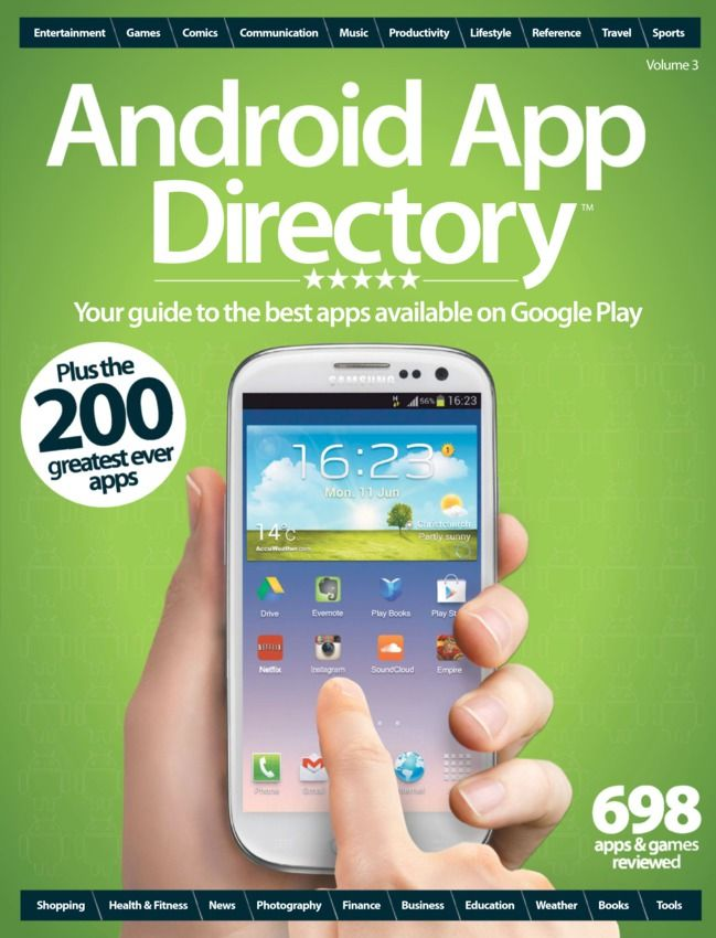 android app directory magazine buy subscribe download and read