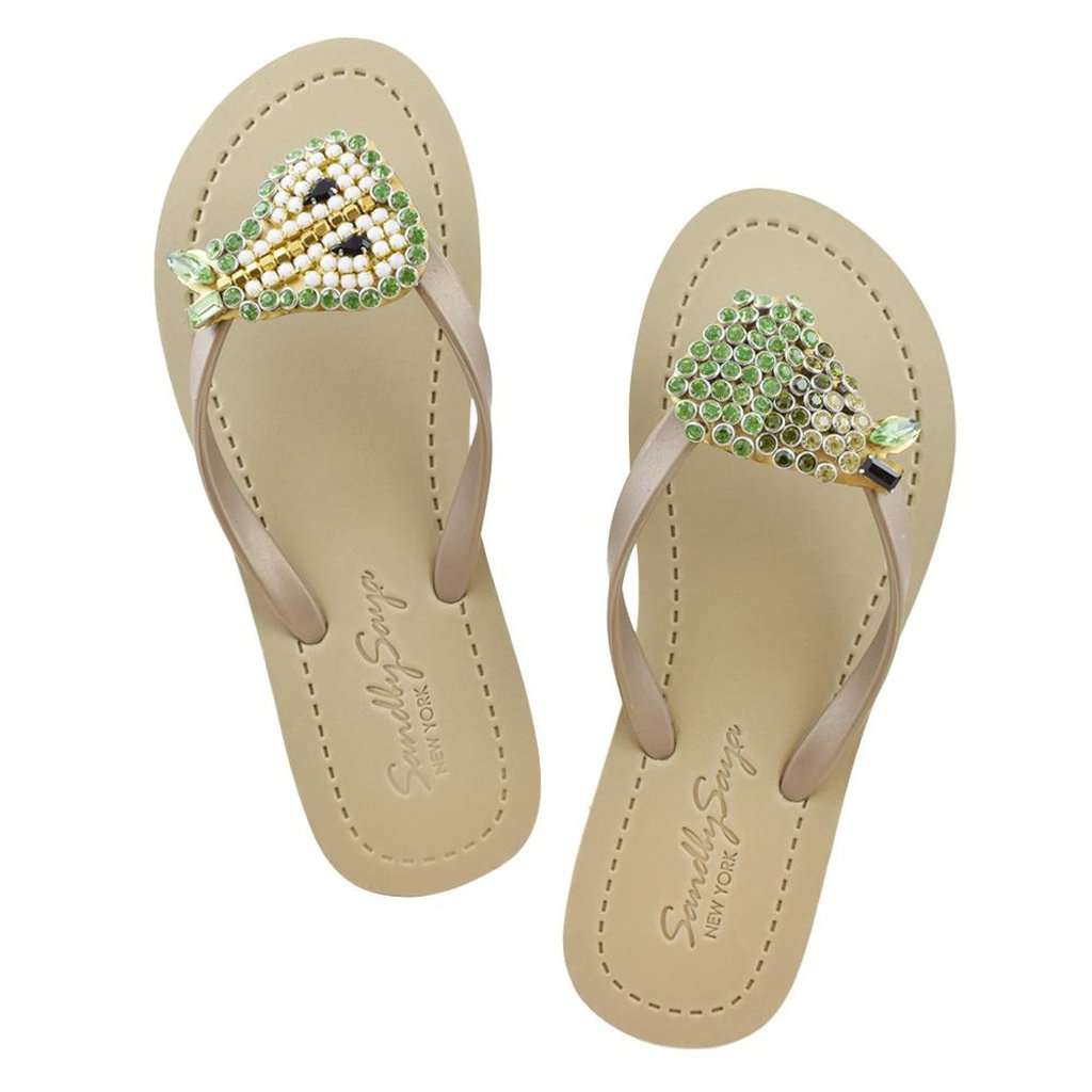 Pear flat sandal in products pinterest sandals flat