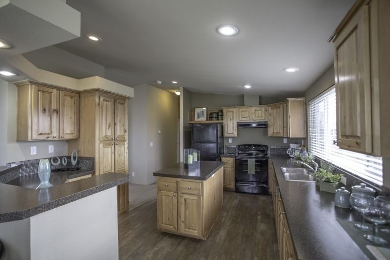 The Sunset Bay In 2019 Wants Modular Homes Home Palm Harbor Homes