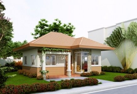 Small House Design Series Shd 2014008 Pinoy Eplans Beautiful Small Homes House Design Pictures Small House Design