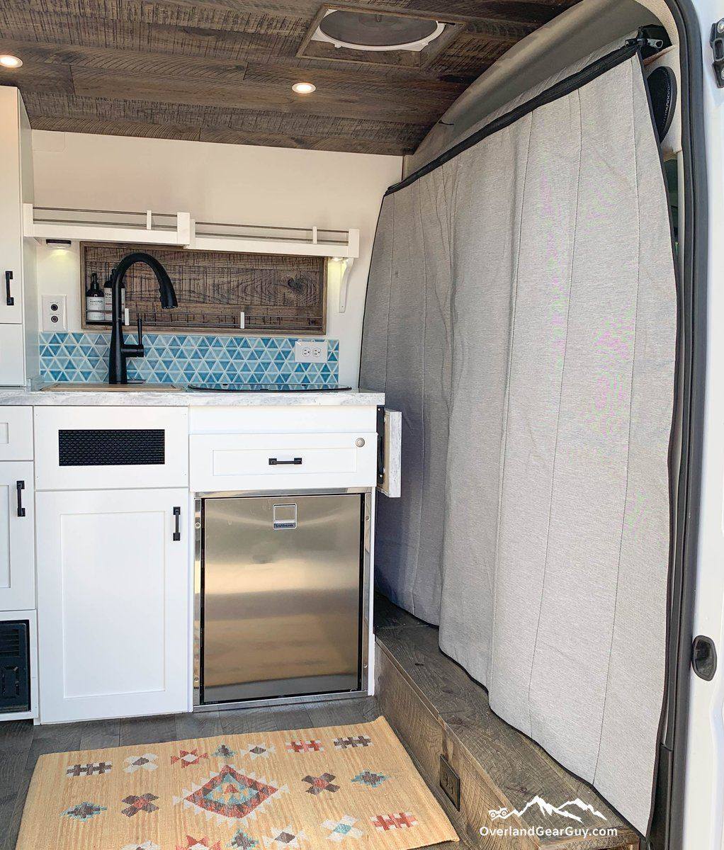 Promaster Wall Partition Overland Gear Partition Wall Van Conversion Walls