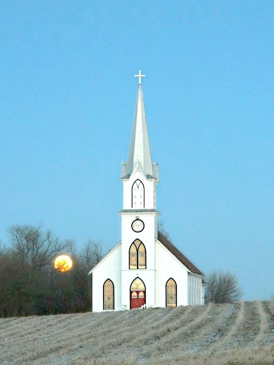 Trinity Lutheran Church, Manning, Iowa