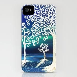 Treedom of Love iPhone Case by RokinRonda | Society6