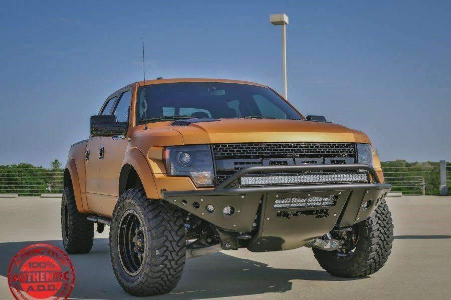 ADD F012892450103 20102014 Ford F150 Raptor Stealth Front