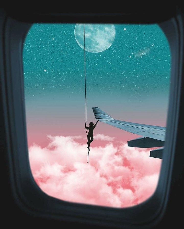 Fly Me To The Moon By Korvostills Follow Artistic Lure