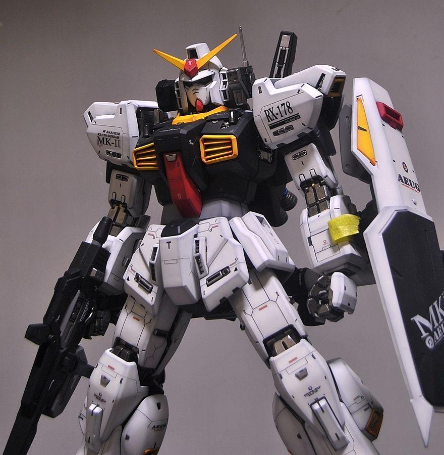 RX-178 Gundam Mk-II AEUG ver.