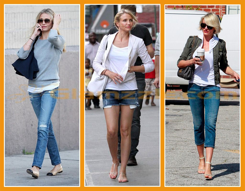1bfc73fce7 cameron-diaz-casual-style-fashion Cameron Diaz Style