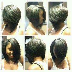 twenty quick bob hairstyles for black females - Google Search ...