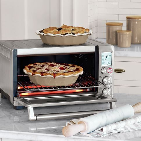 Must Remember To Use My Toaster Oven To Bake Pies And Free Up My