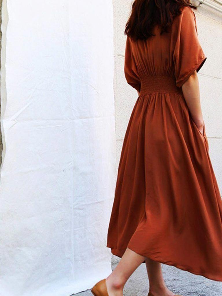 MostExpensiveFashionItems in 2020 Plain maxi dress