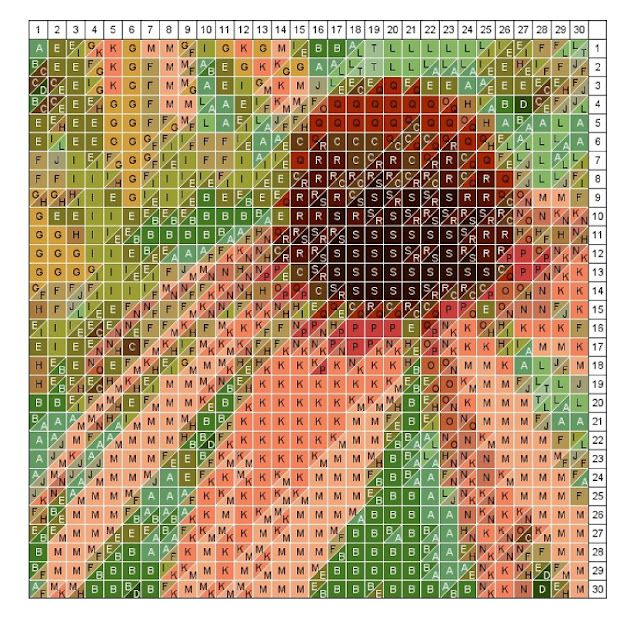 very cool picture-to-quilt design tool | tutorials | Pinterest ... : quilt design tool - Adamdwight.com
